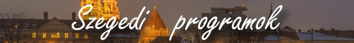 Szegedi programok